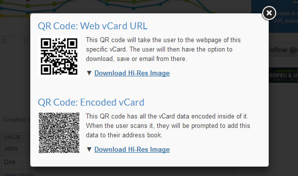 Vcard qr code generator vcard hosting from vcrd vcard hosting qr code uses reheart Choice Image